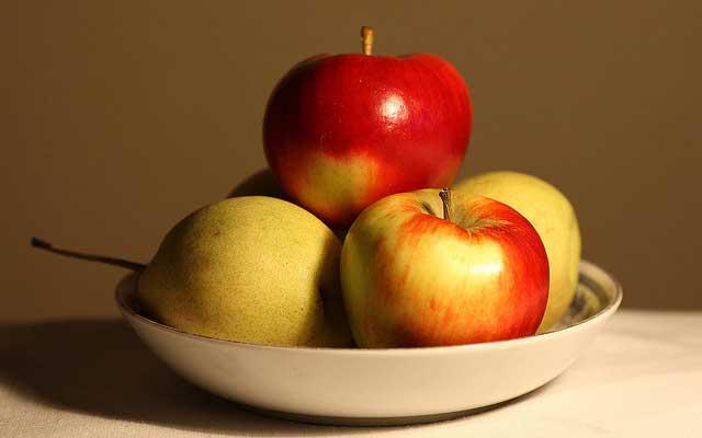 apel pear