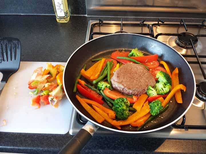 makanan sehat eating clean