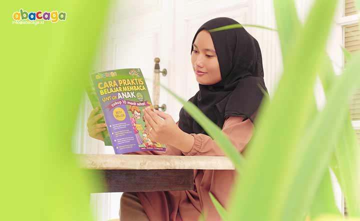 abacaga cara praktis belajar membaca