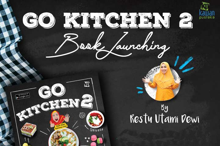 book launching go kitchen 2