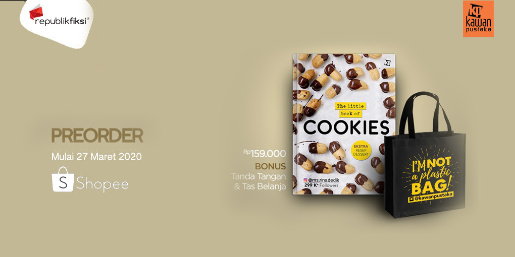 preorder the little book of cookies