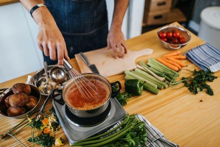 alasan belajar memasak
