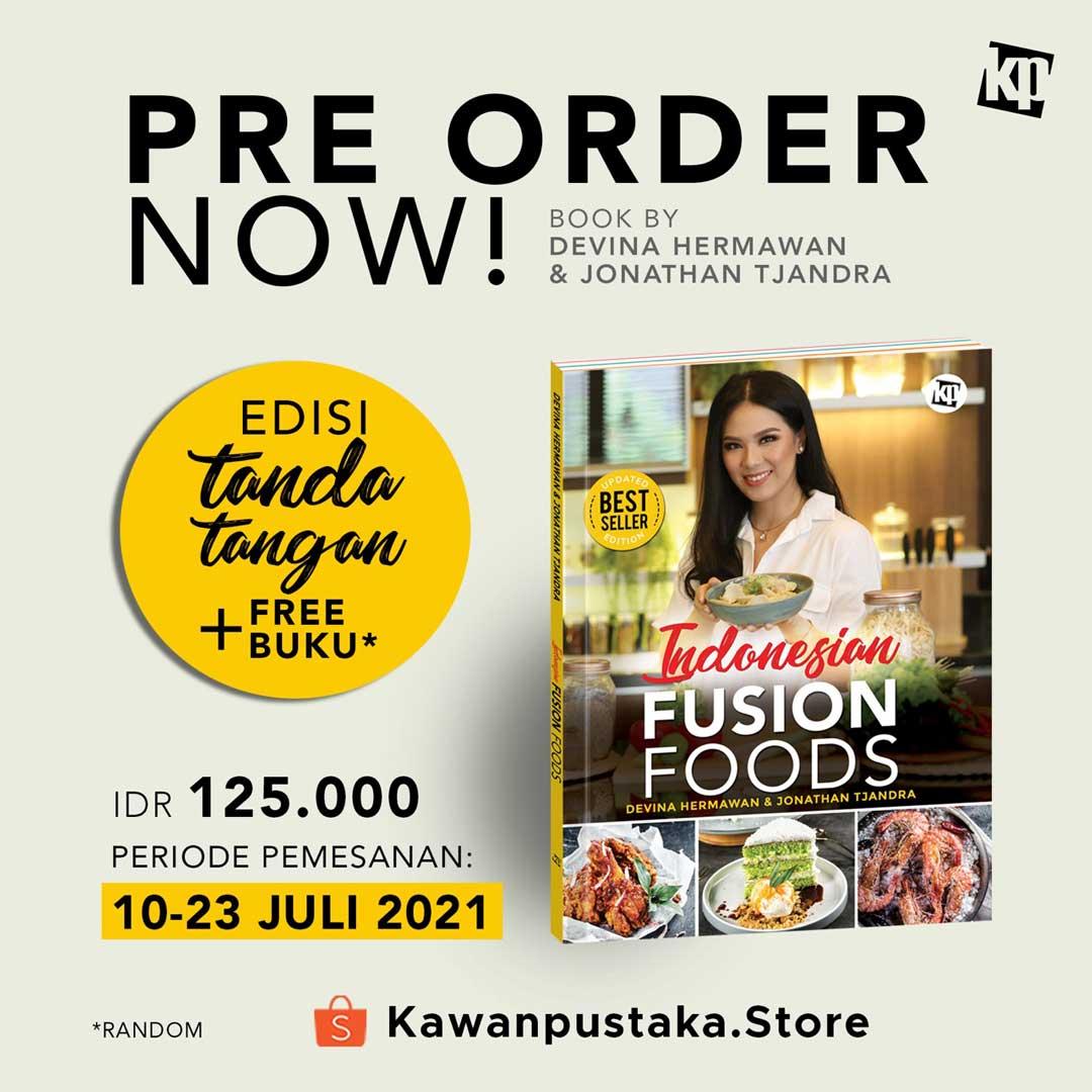 Indonesia fusion food